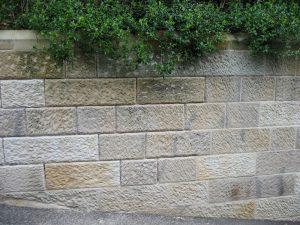 Convict pick wall