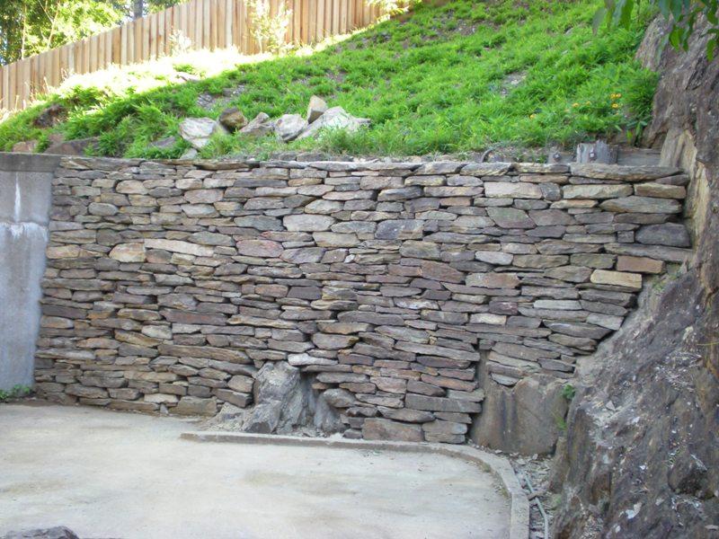 Mogareeka wall
