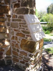Small repairs - buttresses