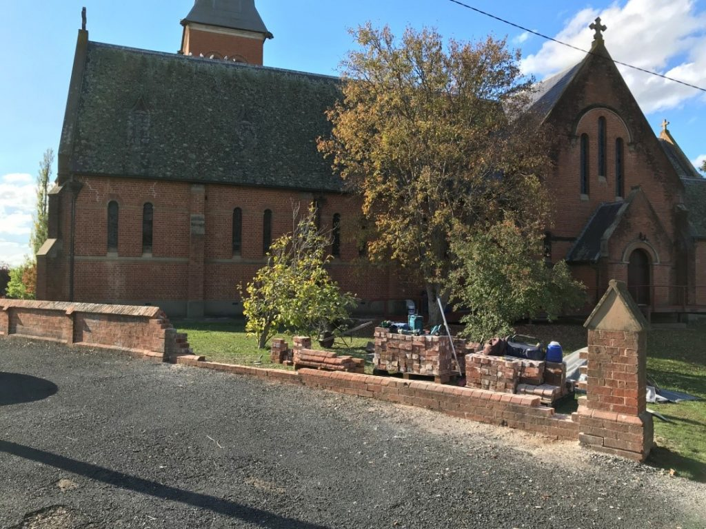 Tumut church